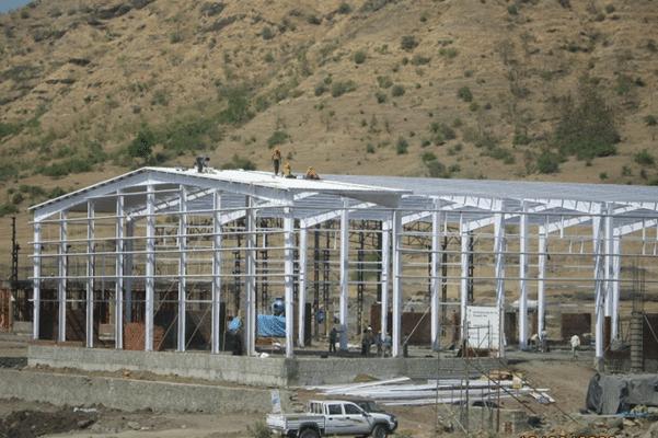 בידוד מבנים