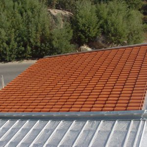 בידוד גגות מבני מגורים